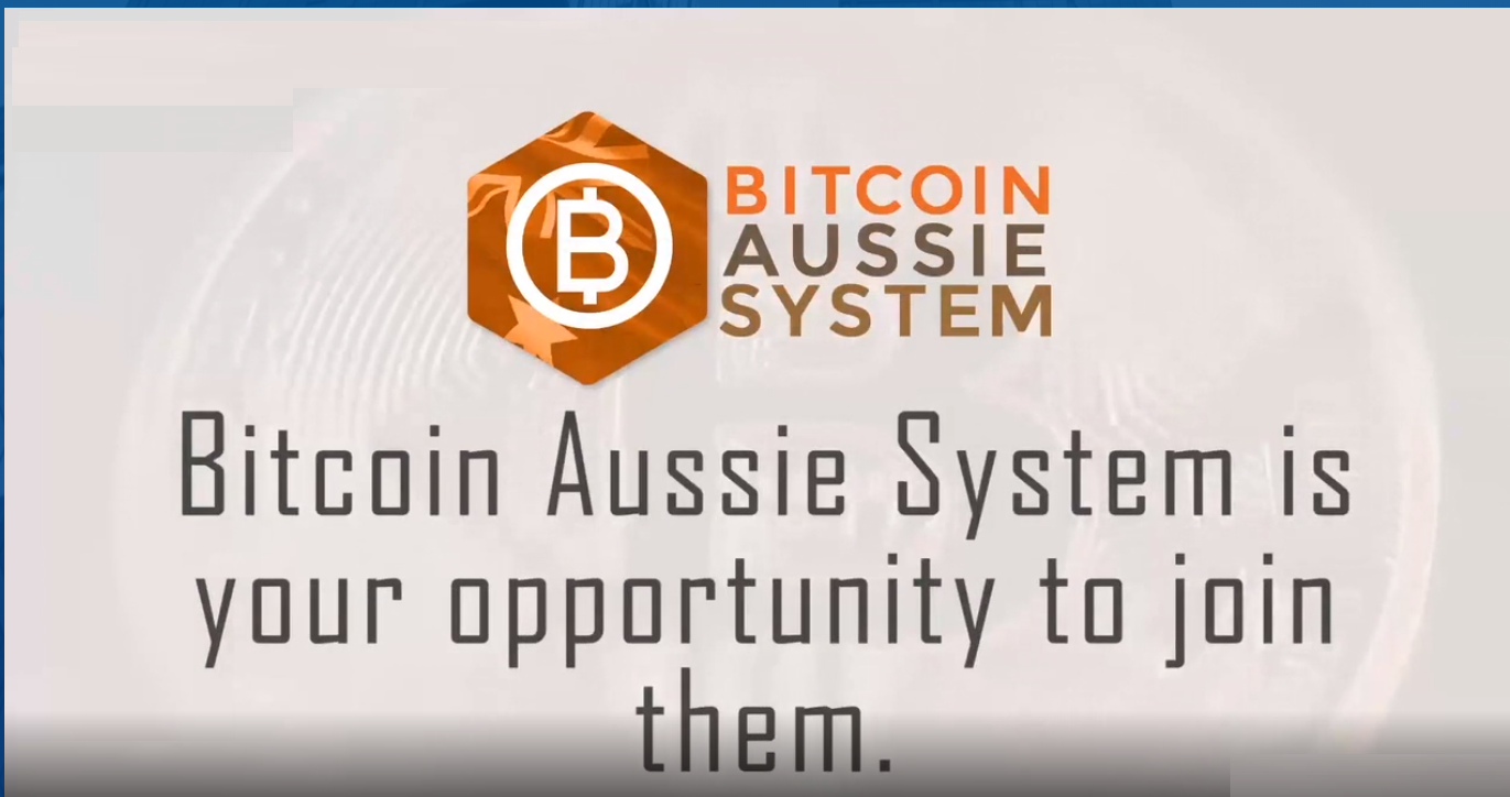 cryptocurrency auto trading program called bitcoin aussie system)