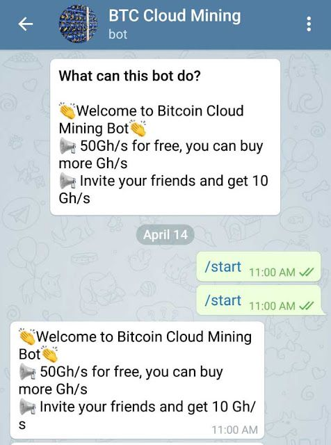 btc cloud mining bot telegram)
