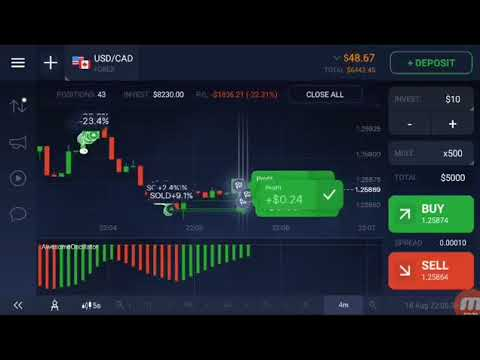 iq option trading tutorials